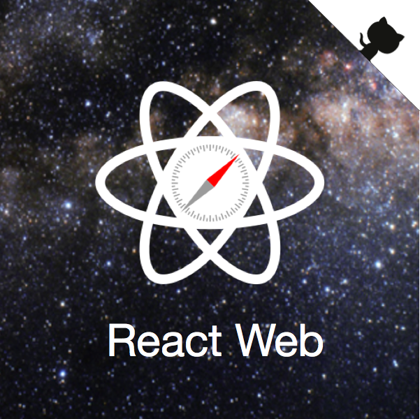 A framework for building web apps with React Native compatible API.