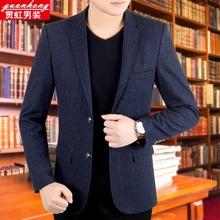 商务休闲西服韩版 小西装 中年男士 修身 西装 秋季新品 男便西上衣外套