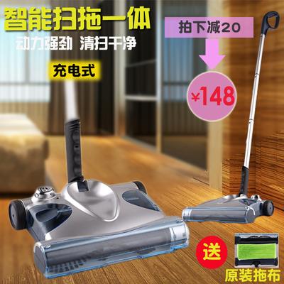 德国品质无线手推式吸尘器家用扫拖吸一体扫地机充电式拖地机拖把