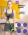 仰卧起坐健身器材家用运动减肥器瘦腰减肚子神器拉力器脚蹬拉力绳