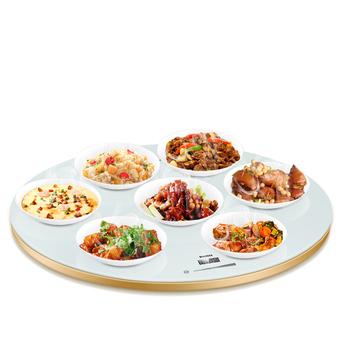 JENSANY饭菜保温板暖菜宝家用智能电加热餐桌垫箱烘干机温奶器