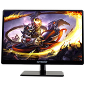 家用办公22寸LED超薄液晶显示器高清电脑显示屏监控屏