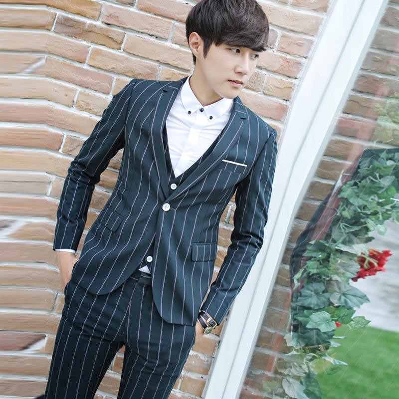 春季男士外套休闲小西装韩版修身款小西服男装青年春秋装单西上衣