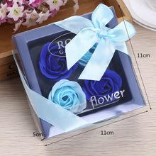 三八女人节礼物创意生日送女友老婆香皂花特别浪漫女生朋友妇女节