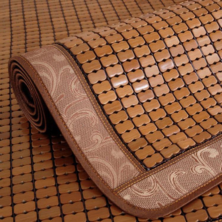 汽车竹坐垫单个竹片垫子夏天季制冷凉坐垫麻将凉席三