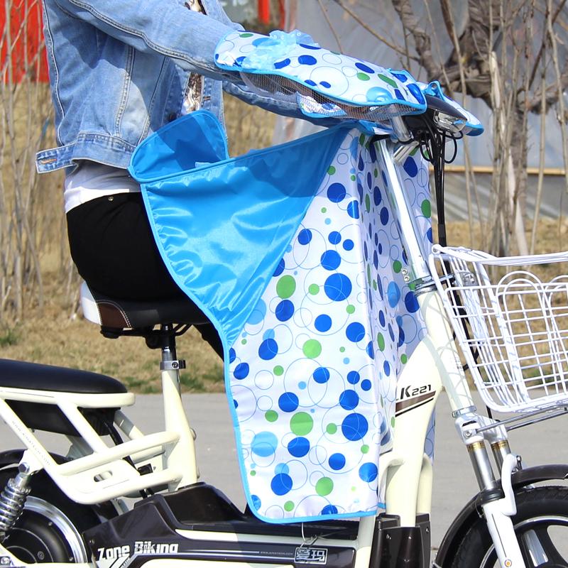 防水摩托電瓶車電動車分體擋風防曬走光防風夏季遮陽