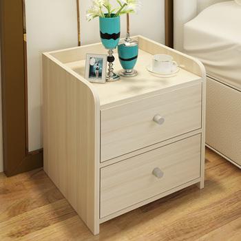 环保简易床头小柜子特价储物柜迷