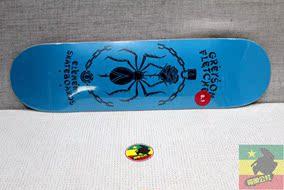 ELEMENT 进口板面 蓝底 蜘蛛 玫瑰 GREYSON 8.1
