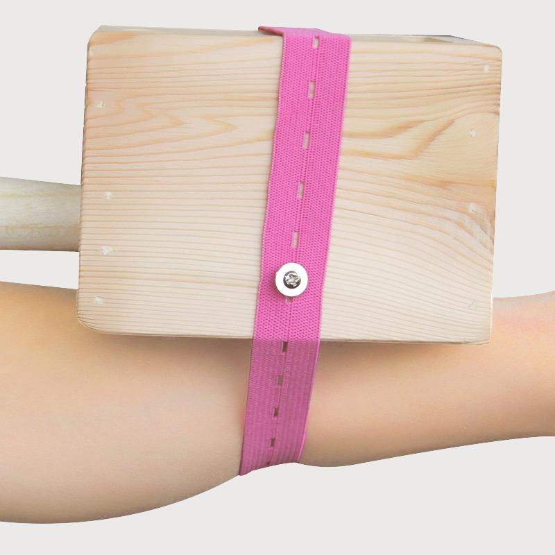 艾芯牌艾绒艾灸盒/木质艾灸盒/随身灸/艾绒艾柱艾灸盒/温灸盒