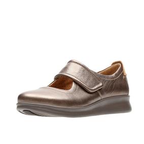 Clarks其乐女鞋平底休闲鞋Un Sydney