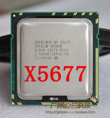 现货!Intel 至强 X5677 X5667 CPU 12M/1366 超强悍 四核神器