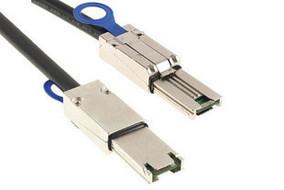 存储线 HP 408765-001 407344-001 Mini SAS 0.5M Cable SFF-8088