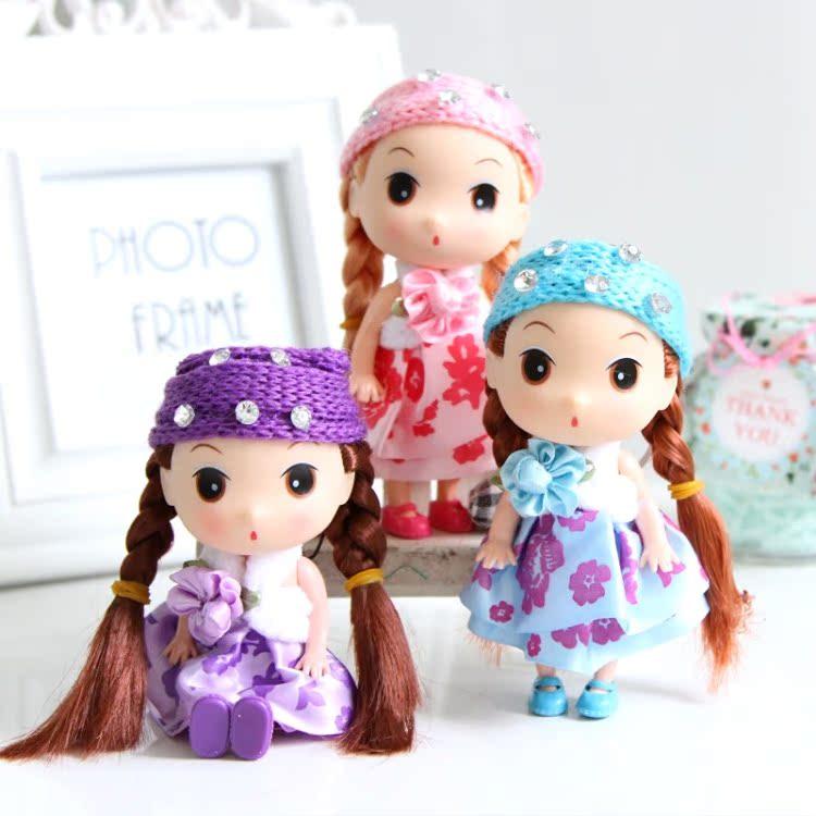 大号娃娃 韩国正版冬己ddung迷糊娃娃 可爱仿真娃娃 送朋友礼物