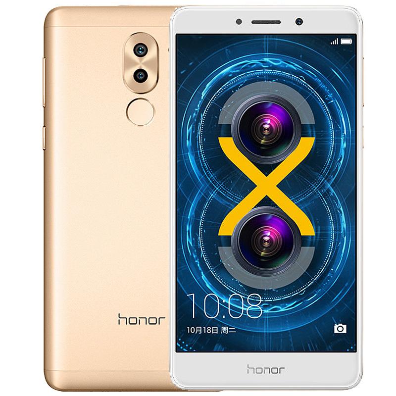 现货 honor/荣耀 畅玩6X 全网通标配版4G智能手机分期购付款正品