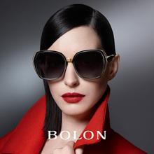 暴龙太阳镜女2016新款时尚高清墨镜安妮海瑟薇明星款BL6017图片