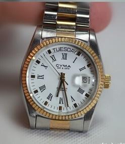 正品[cyma西马]cyma西马手表官网评测 cyma手