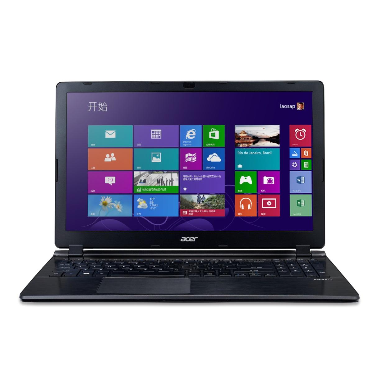 Acer/宏碁 V5-552G V5-552G-10574G50akk15英吋電競筆電四核獨顯