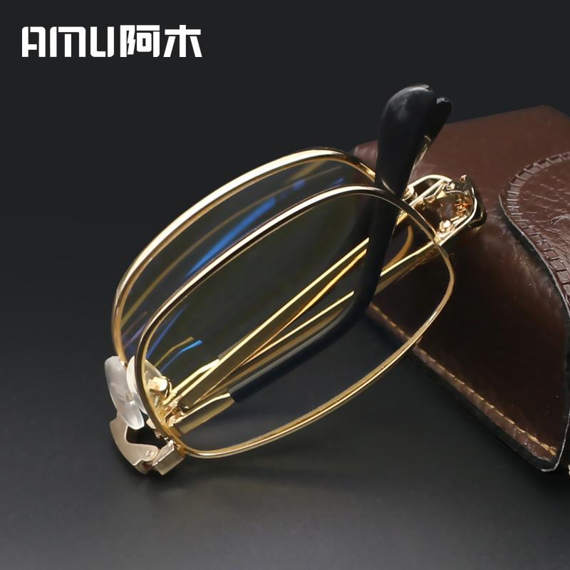 眼睛优雅男女时尚老花眼镜老花镜便携老人舒适