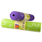 瑜伽高密度nbr瑜伽垫加厚8mm防滑垫平板支撑垫健身垫