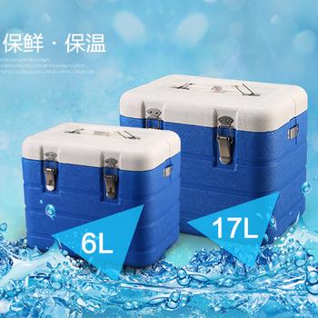 TGBOX 6L 17L冷藏箱超大钓鱼便携