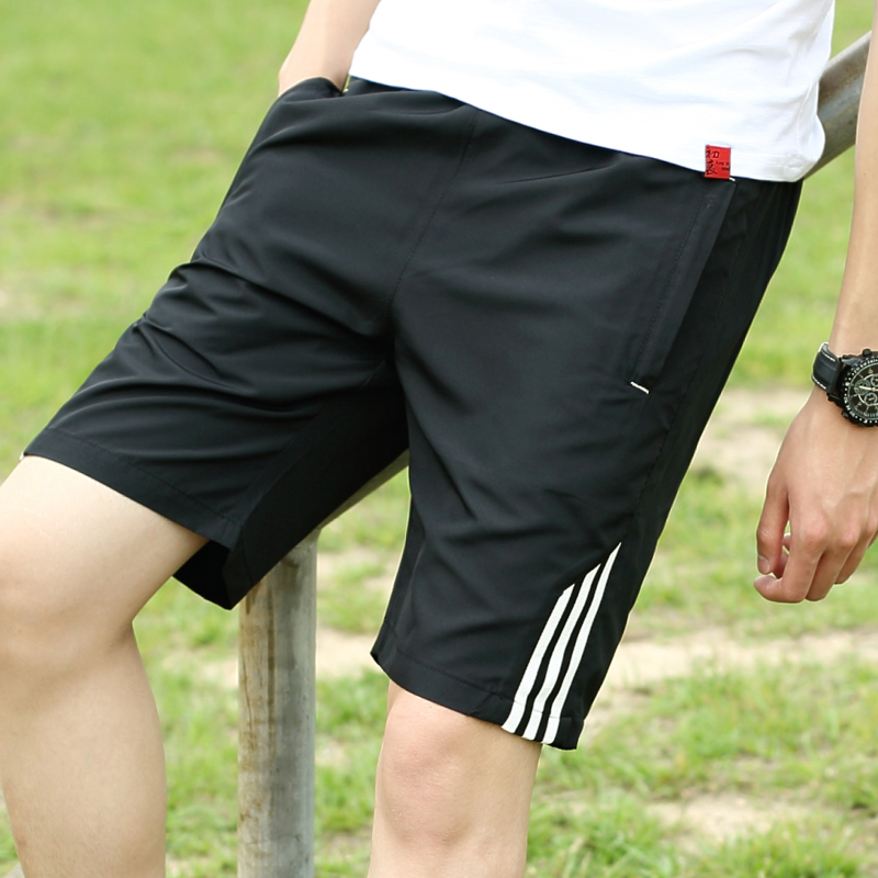 运动裤五分跑步学生夏季裤子马裤裤衩宽松夏天短裤男士