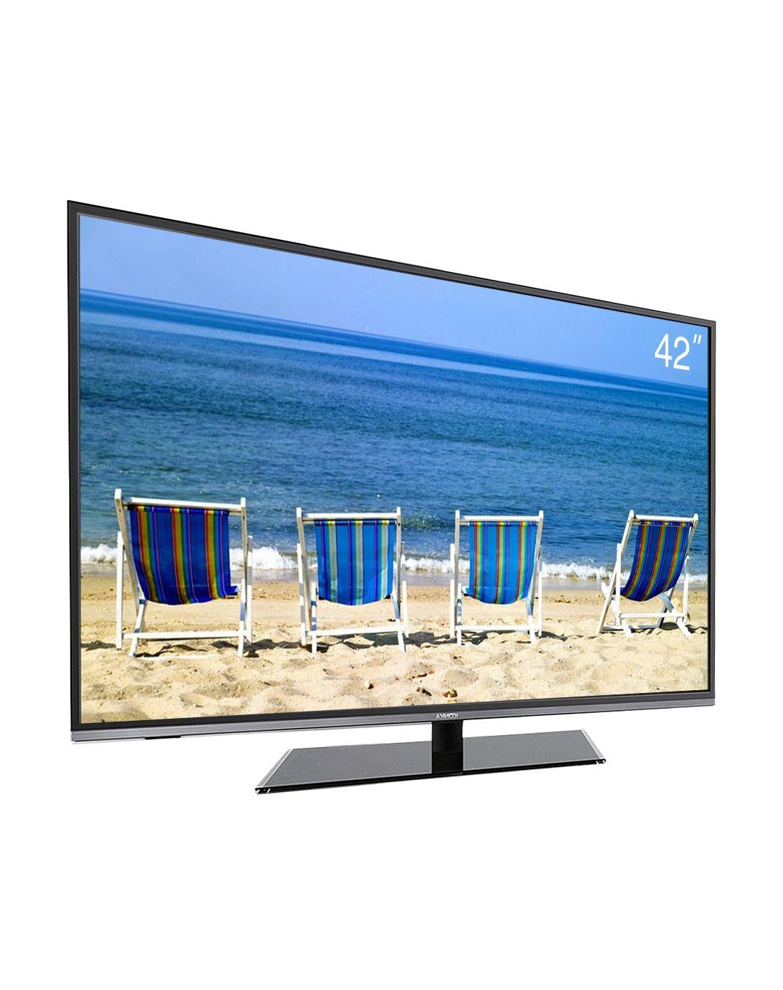 热卖42寸LED液晶电视机 42wifi网络电视 智能平板电视机 大家电42