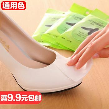 皮鞋专用擦鞋纸巾 一次性去污上