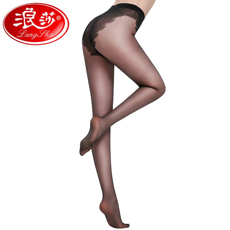 肉色薄款防勾丝丝袜女士夏季连体打底黑色袜瘦腿袜连裤袜