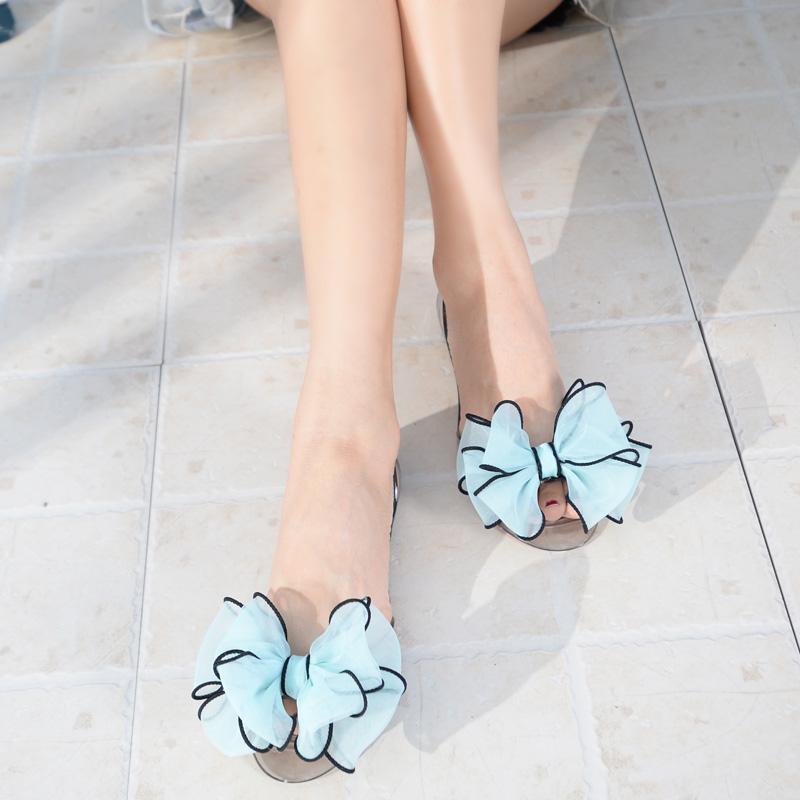 夏季罗马果冻鞋沙滩凉鞋 9.8元包邮