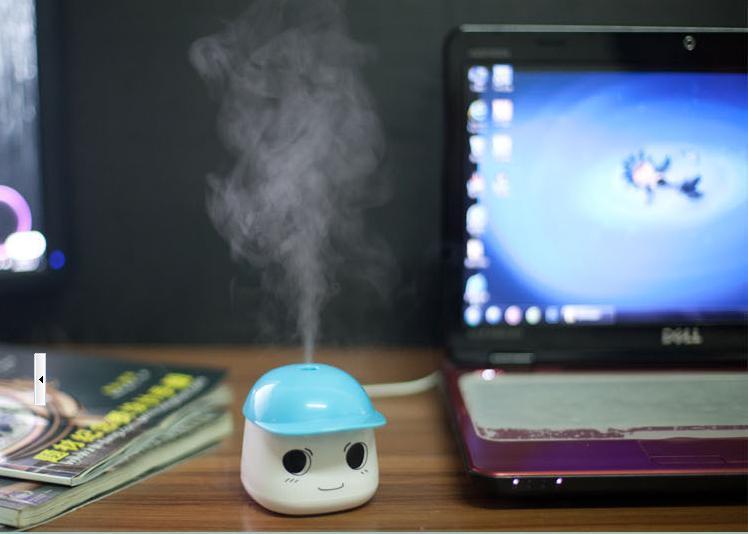 包邮特价限时物家迷你气加湿器空意湿器 创用动生活电器