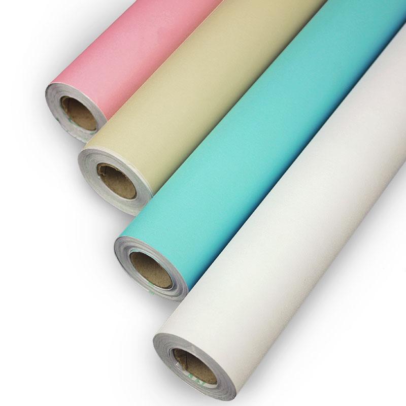 白色墙纸自粘加厚纯色pvc壁纸温馨宿舍卧室装饰防水装饰翻新贴纸