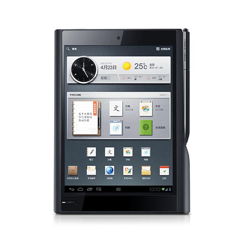 e人e本 t7 32GB 3G-电信+3G-联通 T7S 白色 手写商务平板电脑