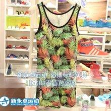 女运动连身衣连裤 S26577 背心 阿迪达斯NEO杨颖Anglebaby同款 正品
