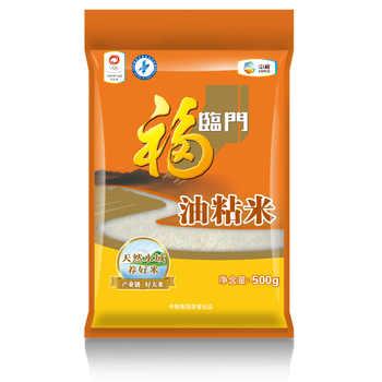 福临门 油粘米 500g 限广东地区 限一件 天猫超市17点抢购1元