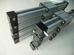直线模组滑台导轨线性模组精密滑台机械手同步带直线模组高速滑台