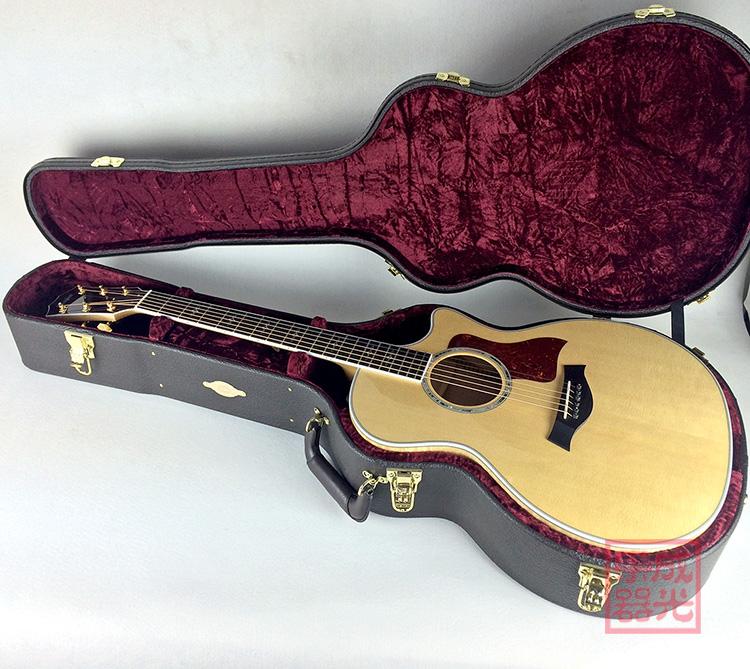 吉他[泰勒民谣视频]泰勒吉他中国官网v吉他泰勒曾罄莹正品图片