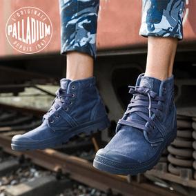 PALLADIUM帕拉丁 男鞋  帆布鞋 高帮休闲鞋 Pallabrouse 02477-16