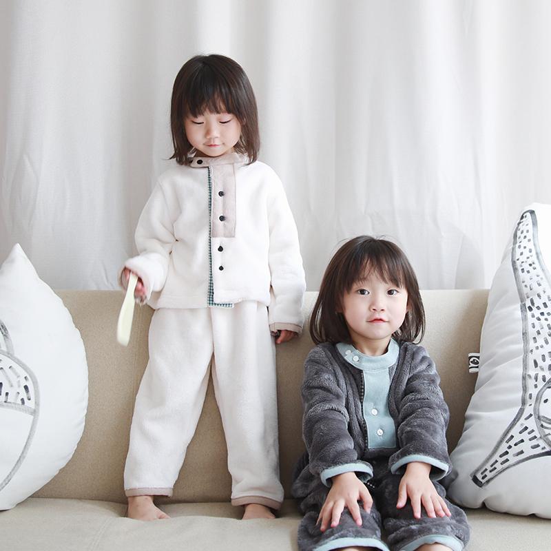 新款亲子装秋装带来家庭的温馨