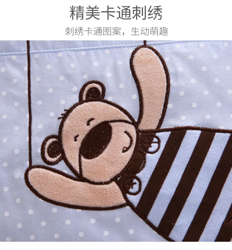 加厚皮皮乐小宝宝新生儿春秋襁褓棉被婴幼儿用品睡袋包裹