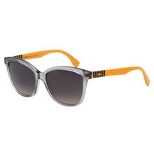 FENDI时尚造型太阳眼镜(透明灰色)FF0054S图片