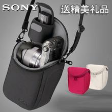 索尼LCS-BBF微单相机包NEX5N 5Ta5100a5000a6000A6300A6500相机包
