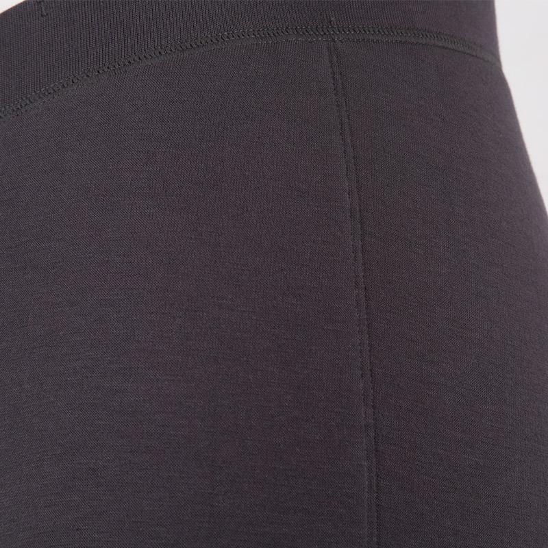 雨诗桐蚕丝男士保暖裤加绒加厚冬桑蚕丝夹层棉裤修身舒适线裤