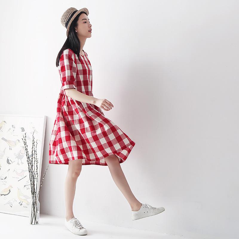 夏季连衣裙搭配效果图片大集合