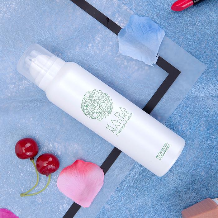 泡沫美肌慕斯卸妆天然 日本蘑菇