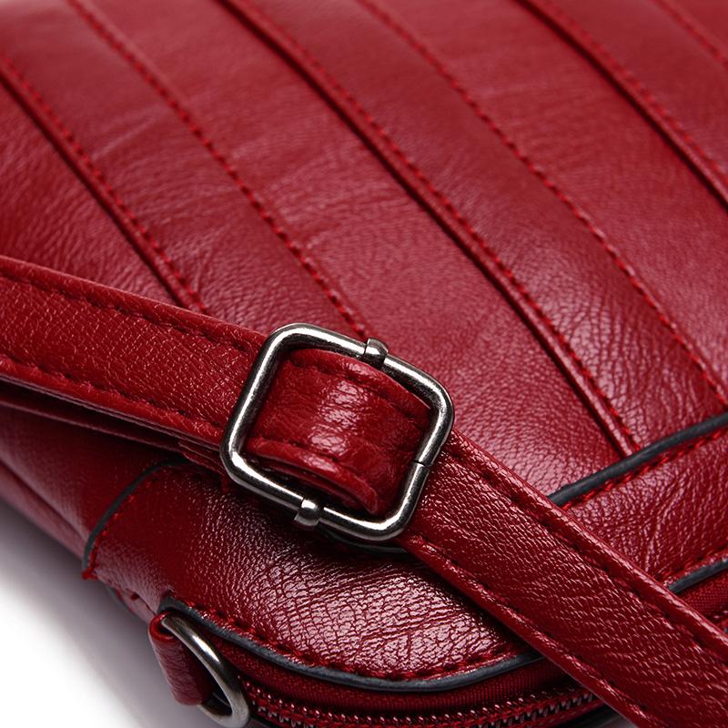 新款手提包夏天小包包女中年妈妈女包 2017 夏季单肩斜挎包