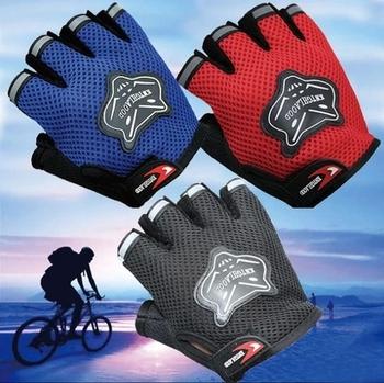 骑行手套半指短指手套山地自行车