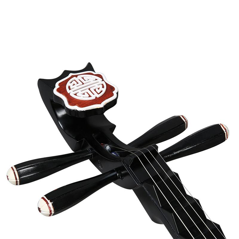 硬木吉祥如意 8911R 初学练习专业演奏大人琵琶 北京星海琵琶乐器
