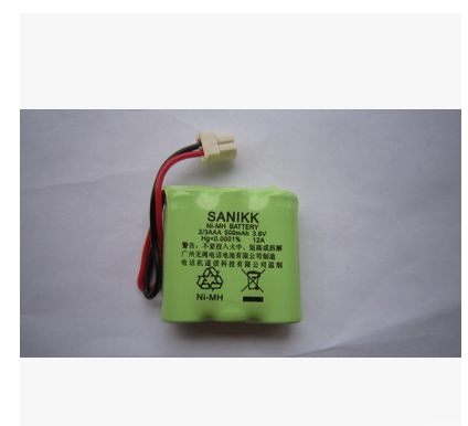 步步高无绳电话电池 无线子母机电池2/3AAA 280mAh 3.6V送运费险