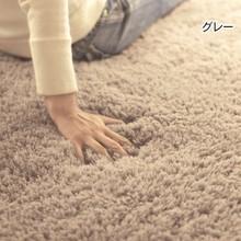 现货 可水洗不掉色欧式羽绒毛地毯客厅卧室茶几地毯床边满铺飘窗