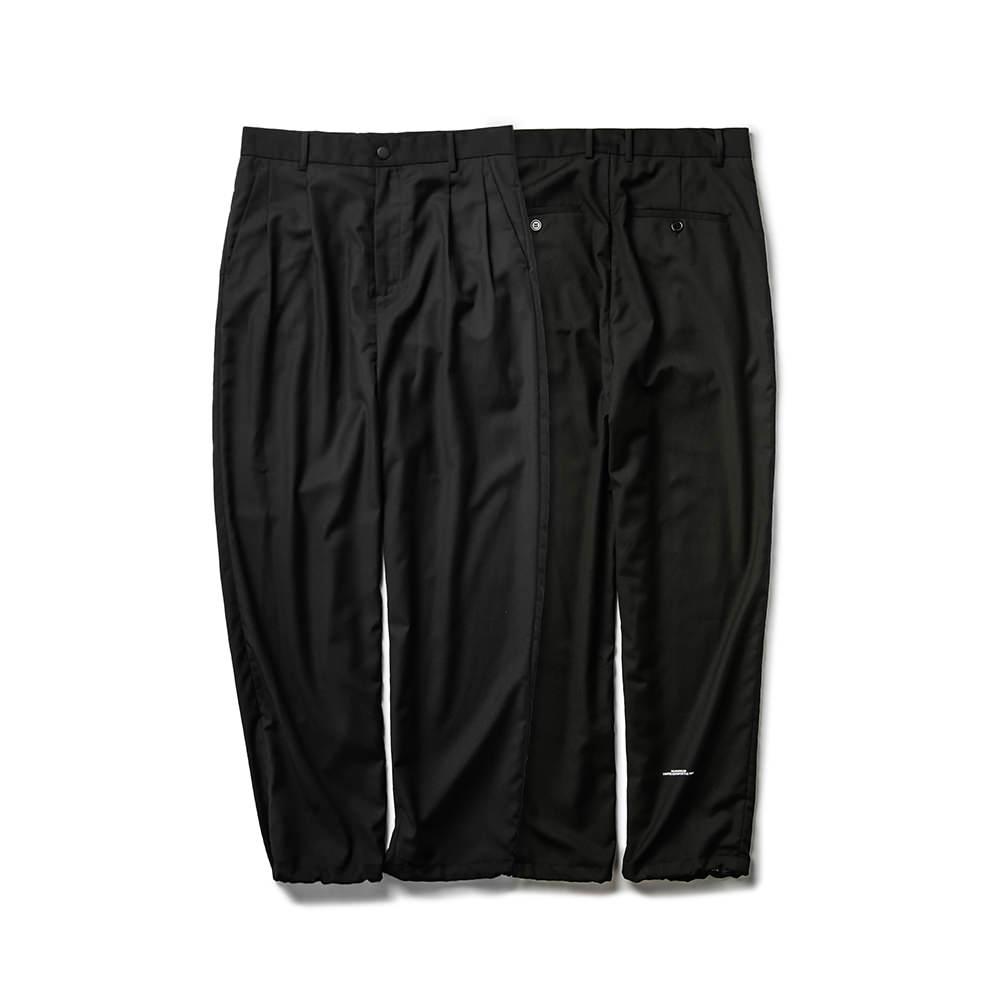 宽松黑色西裤 WPT